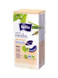 Podrobnější informace o zbožíBella Herbs Plantago Sensitive slipové vložky á 18 ks