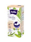 Podrobnější informace o zbožíBella Herbs Plantago slipové vložky á 18 ks