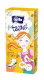 Podrobnější informace o zbožíBella for Teens Ultra Energy slipové vložky á 20 ks