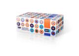 Podrobnější informace o zbožíPapírové kapesníky Bella No1 v  krabici á 160 ks