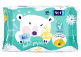 Podrobnější informace o zbožíBella No1 Kids vlhčený toaletní papír á 52 ks