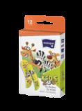 Podrobnější informace o zbožíNáplast Kids ZOO á 12 ks
