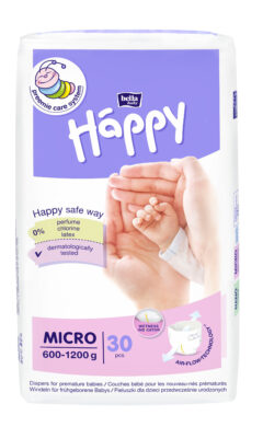 HAPPY MICRO á 30 ks