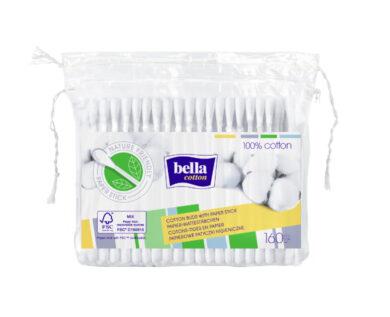 Bella Cotton Hygienické tyčinky ve fólii á 160 ks