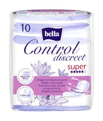 Bella Control Discreet super á 10 ks