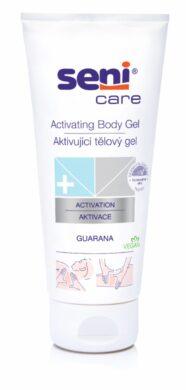 SENI CARE Aktivující tělový gel s guaranou á 200 ml