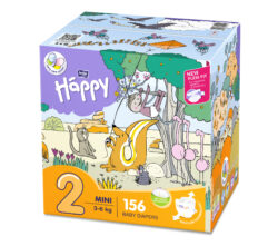 HAPPY MINI Toy Box á 78 x 2 ks