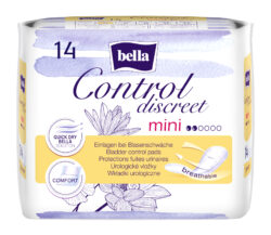 Bella Control Discreet Mini á 14 ks