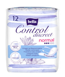 Bella Control Discreet normal á 12 ks