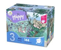 HAPPY Toy box MIDI á 72 x 2 ks