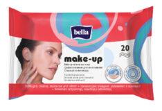 Bella Make up odličovací vlhčené ubrousky á 20 ks